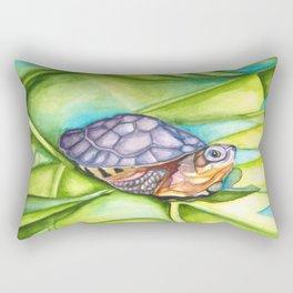 Bebe Tortue Rectangular Pillow