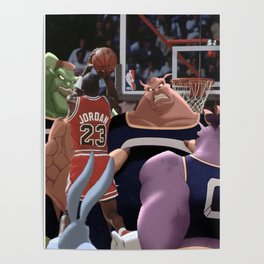 space jam. Poster