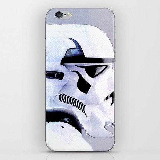 vampire trooper iPhone & iPod Skin