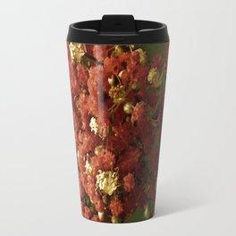 Christmas Crepe Tree Travel Mug