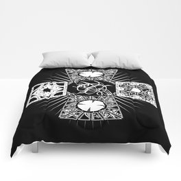 Lament Configuration Puzzle Box Comforters