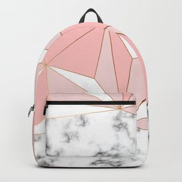 Marble & Geometry 042 Backpack