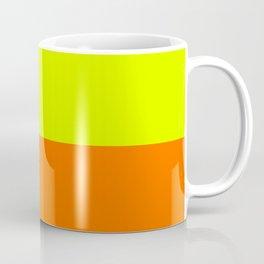 2-Tone Neon Coffee Mug