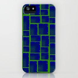 Vibrant Tetris iPhone Case