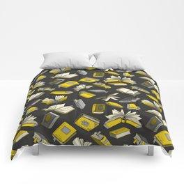 Spellbooks, Yellow Comforters
