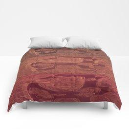 "Charred 2 ""Organic"" Comforters"