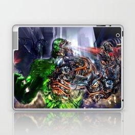 Green Ape Evolution Laptop & iPad Skin