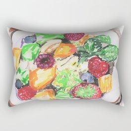 Coconut Bowl Rectangular Pillow