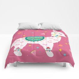 Tutti Frutti Alpaca Comforters