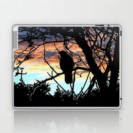 SUNSET BIRD Laptop & iPad Skin