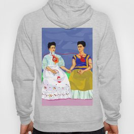 The two Fridas Hoody