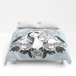 Stevie Nicks Angel Of Dreams Comforters