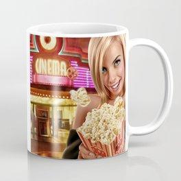 CINEMA POP Coffee Mug