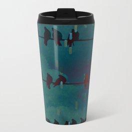 Voice Metal Travel Mug