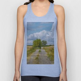 July afternoon Unisex Tank Top