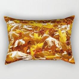 Crunch Underfoot Rectangular Pillow