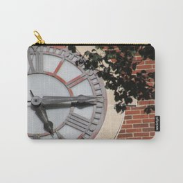 Keeping Time at University Hall Carry-All Pouch