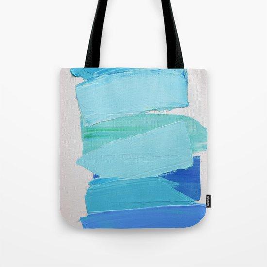 Ocean Blues No. 2 Tote Bag