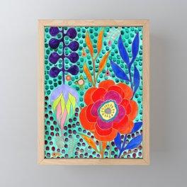 Safe Space Framed Mini Art Print