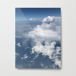 Cloud Tower of the Sky  Metal Print