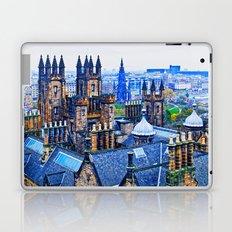 Edinburgh Rooftops  Laptop & iPad Skin
