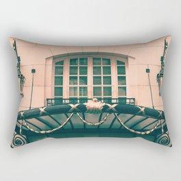 Paris luxury facades Rectangular Pillow