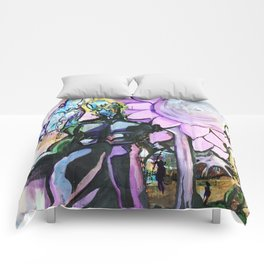 Purusha and Prakriti Comforters