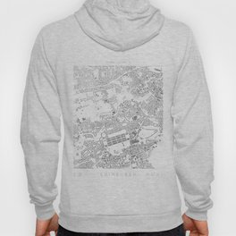 Edinburgh Figure Ground Hoody