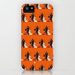 LIVE AND LET DIE POSTER iPhone Case