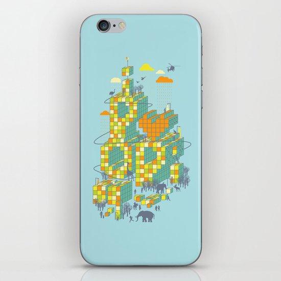i love pop iPhone & iPod Skin