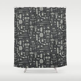 Oddities: X-ray Shower Curtain