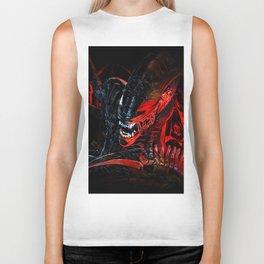 Blood Monster Biker Tank
