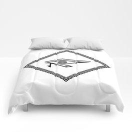 EYE OF COSMICA Comforters