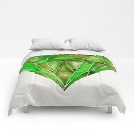 Peridot Comforters