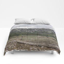 Avalanche Lake No. 1 - Glacier NP Comforters