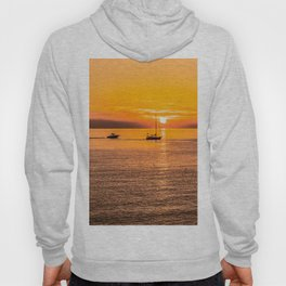 Finish of the day Hoody