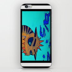 'Roided Raichu for D.V.S.* and Jeff Bujak iPhone & iPod Skin