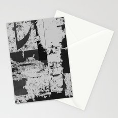 Charcoal's underside Stationery Cards