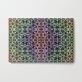 Colorandblack series 454 Metal Print