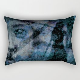 Where do I come from? Rectangular Pillow