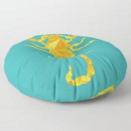 Hey Girl Floor Pillow