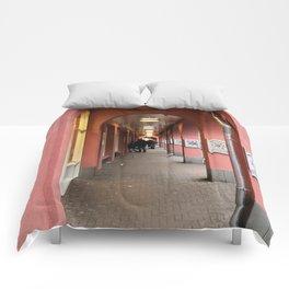 Amsterdam Street Comforters