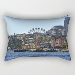 Fair Game Rectangular Pillow