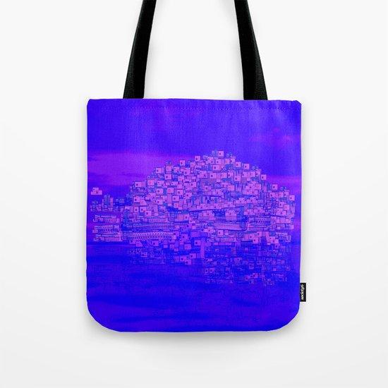 Dreaming Mediterranean Sunset Tote Bag