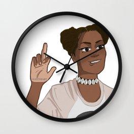 Shuri Wall Clock