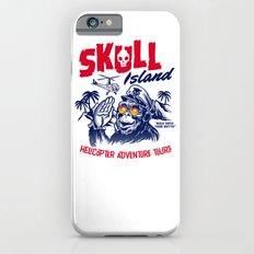 Skull Island Helicopter Adventure Tours Slim Case iPhone 6s