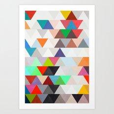 Apartment 01. Art Print