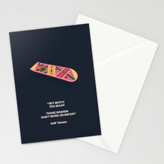 Back To The Future Part II Stationery Cards