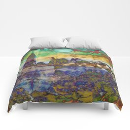 City of my Dreams Comforters