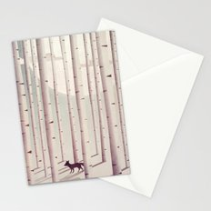 Serene Forest Stationery Cards